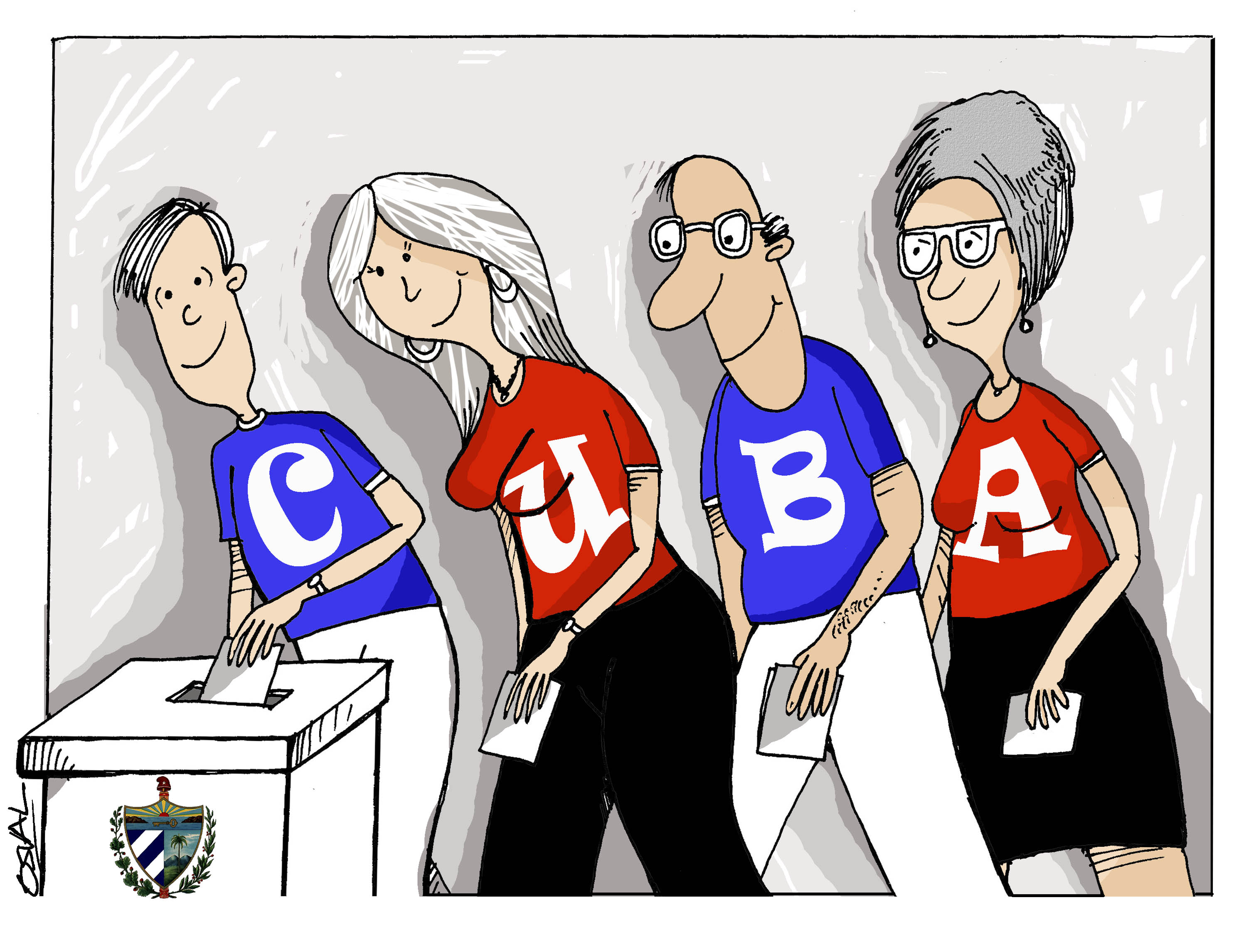 escambray today, elections, elections in cuba, general elections in cuba, municipal assembly of the people's power