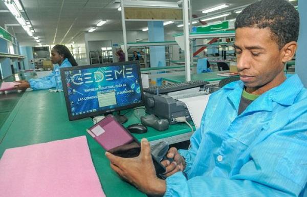 Cuba's business system