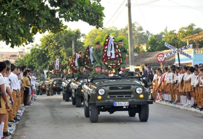 escambray today, tribute operation, internationslism, internationalist martyrs