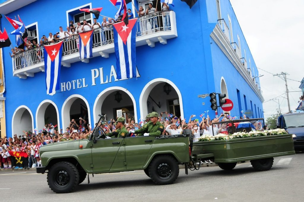 escambray today, sancti spiritus, fidel castro, cuban revolution leader fidel castro, cuban revolution