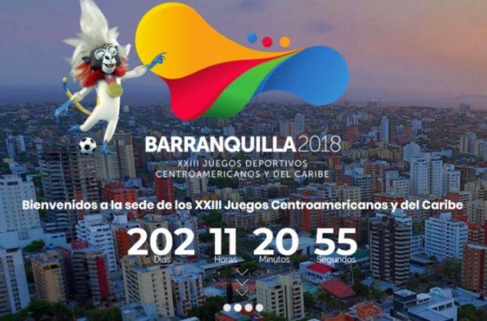 escambray today, cuban athletes, barranquilla 2018, central american and caribbean games