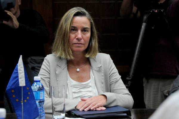 escambray today, cuba-european union relations, federica mogherini