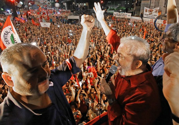 escambray today, brazil, lula da silva, brazil workers' party