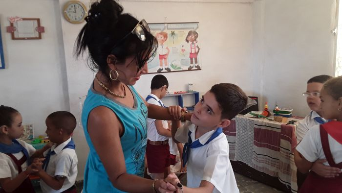 escambray today, sancti spiritus, cuban sign languange, deaf and hard of hearing children