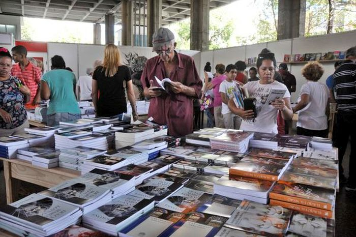 escambray today, book fair, cuba international book fair