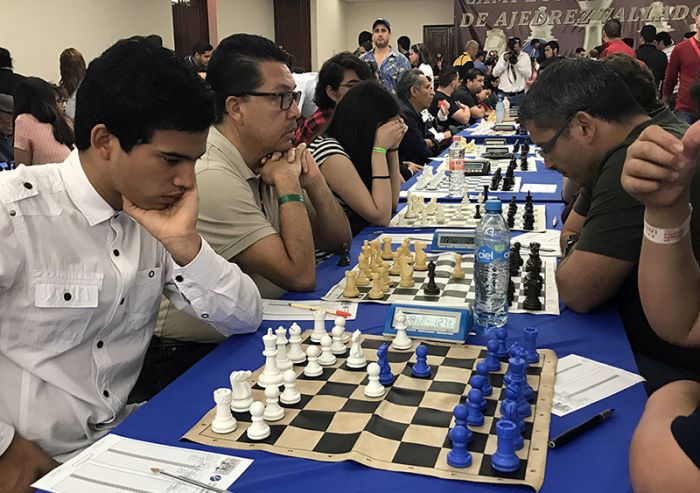 escambray today, chess, valladolid open chess tournament