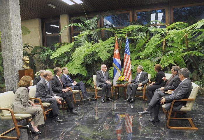 escambray today, cuba-usa relations, cuba president raul castro