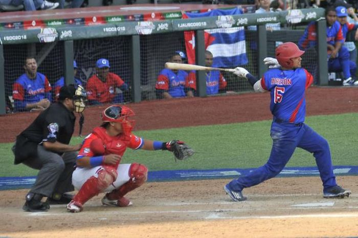 escambray today, cuban baseball, caribbean baseball series