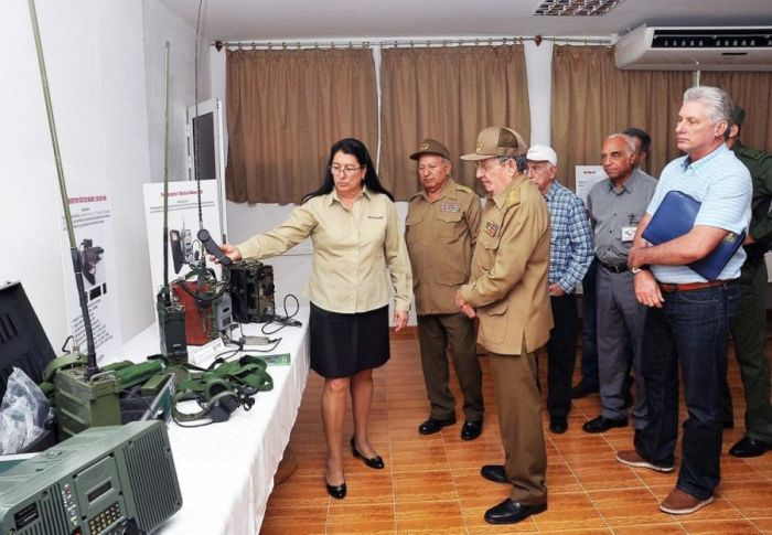 escambray today, cuba, cuba president raul castro, military companies