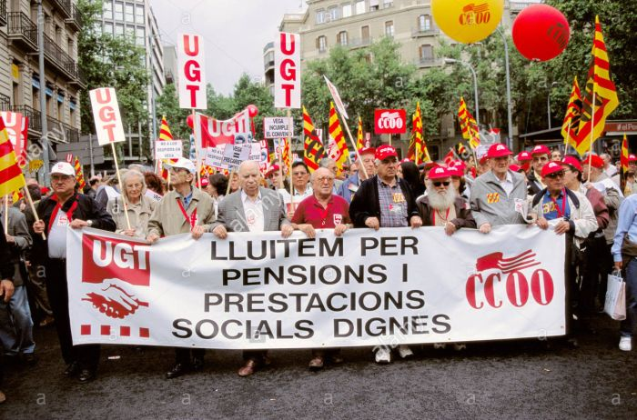 escambray today, spain, pension system, rajoy