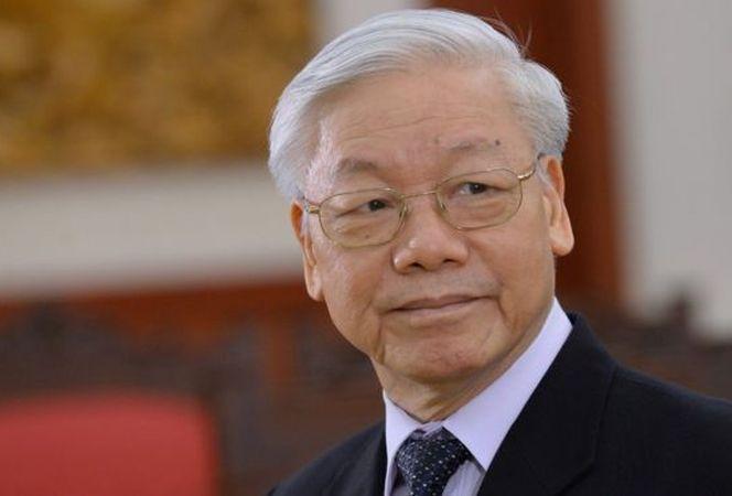 Secretary General of the Communist Party of Vietnam
