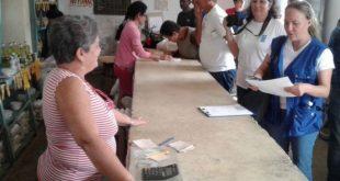Virginie André in Yaguajay, Sancti Spiritus