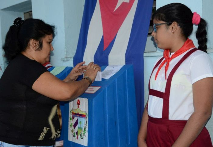 escambray today, sancti spiritus, elections in cuba, general elections in cuba