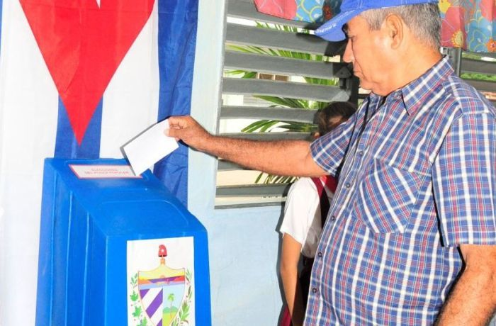 escambray today, elections in cuba, general elections in cuba, electoral drill