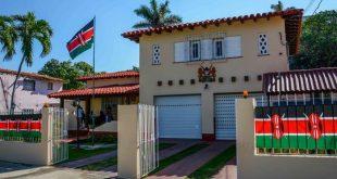 embassy of kenya in cuba