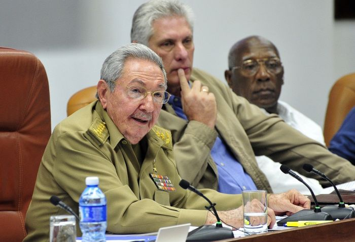 Plenary session of the Cuban Communist Party Central Committee