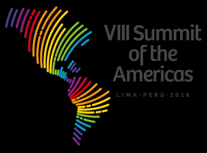 8th Summit of the Americas logo