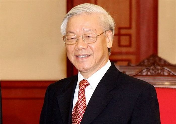 vietnamese party leader