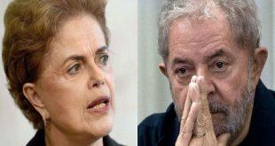 Dilma, Lula