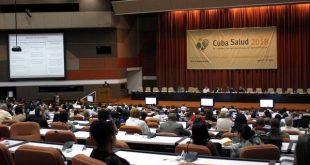 Health convention in Havana