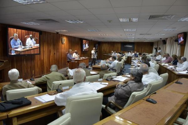 cuba council of ministers