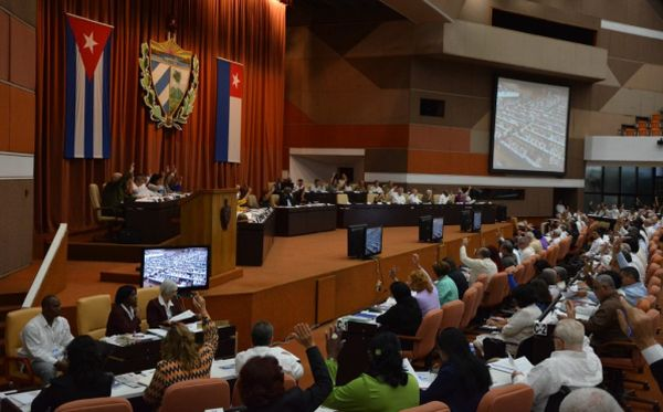 cuba parliament