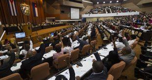 Cuba parliament session