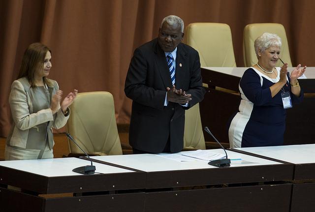 Cuba Parliament leadership