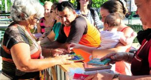 27th International Book Fair in Sancti Spiritus