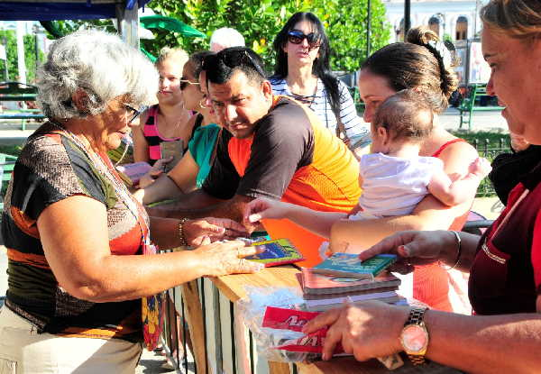 27th International Book Fair in Sancti Spiritus