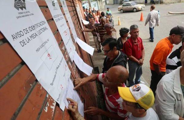 2018 election in venezuela