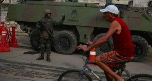 military intervention in brazil