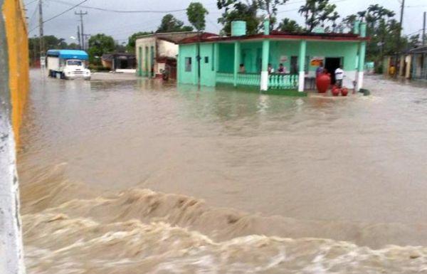 flood in mayajigua