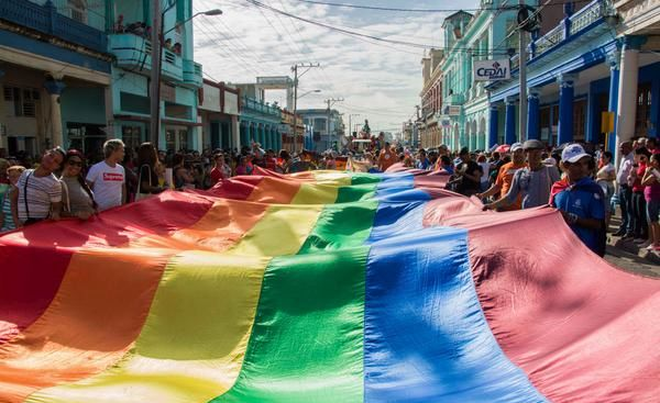 Cuba Joins International Day against Homophobia