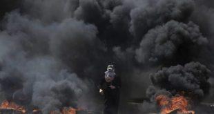 israel aggression on palestine