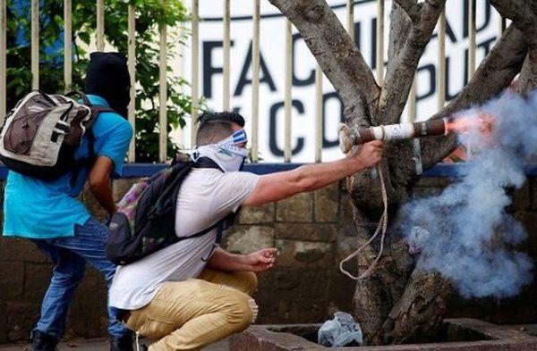 violence in nicaragua