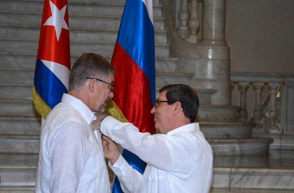 russian ambassador to cuba