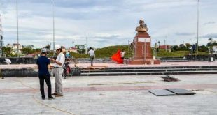 Fidel square in Vietnam