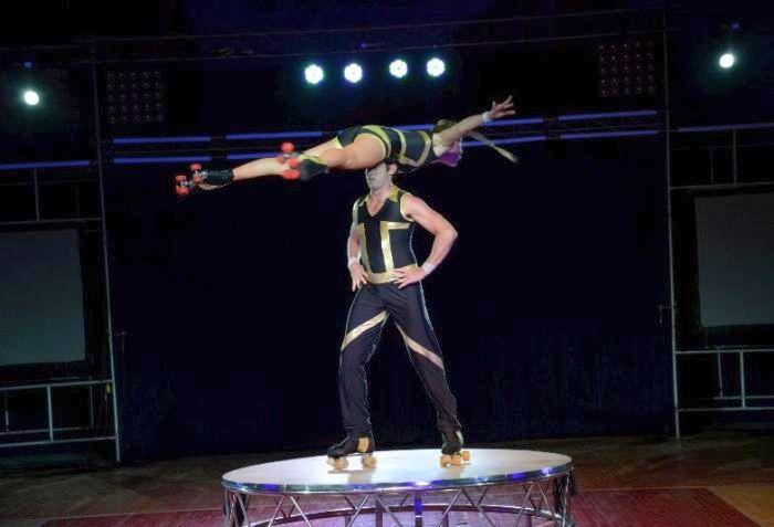 circus in sancti spiritus