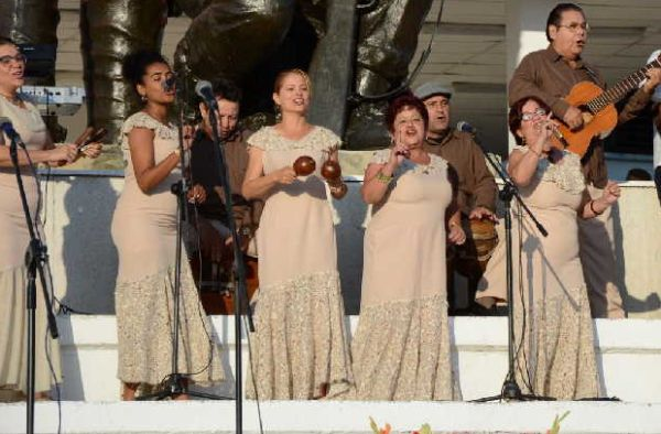coro de claves of sancti spiritus