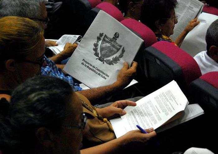 cuba constitution, contitutional reform