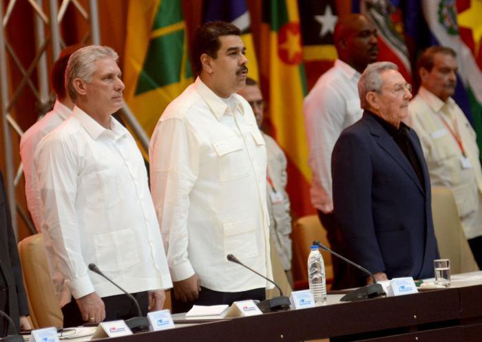 cuba, venezuela, nicolas maduro, attempted attack