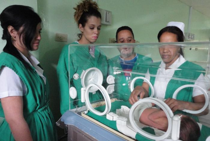 neonatology,  Camilo Cienfuegos University Hospital