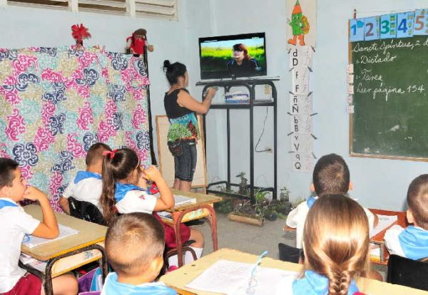 new school year in cuba