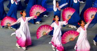 North Korean 70th Anniversary Commemoration