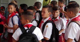 New school year in Sancti Spiritus1