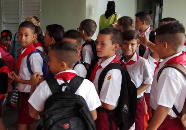 New school year in Sancti Spiritus1
