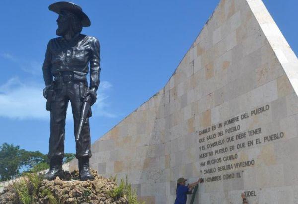 Camilo Cienfuegos Historical Complex in Yaguajay