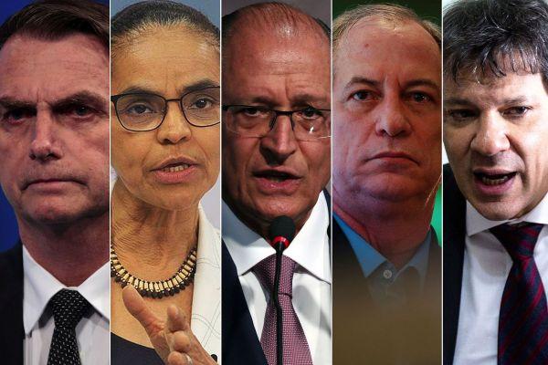 elections in brasil