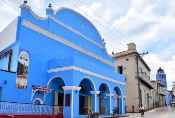 teatro principal of sancti spiritus